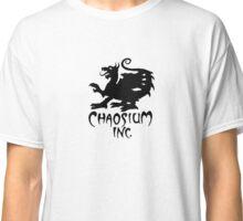 Chaosium Inc. Official T-Shirt (Black Logo) Classic T-Shirt