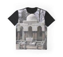 Elias-Mausoleum At Zentralfriedhof, Vienna Austria Graphic T-Shirt