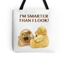 SMART BEAR Tote Bag