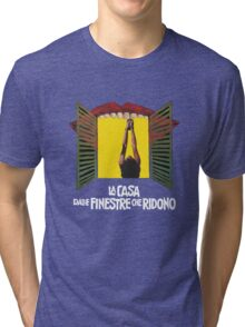 Laughing Sebastiane Tri-blend T-Shirt