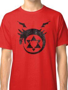 °MANGA° Ouroboros Full Metal Alchemist Logo Classic T-Shirt