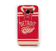 Detroit Red Wings 2014 Winter Classic Jersey Samsung Galaxy Case/Skin