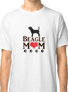 Beagle Mom Classic T-Shirt