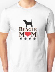 Beagle Mom Unisex T-Shirt