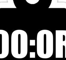 Osaekomi! Sticker
