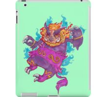 Who's that poke'mon?! iPad Case/Skin