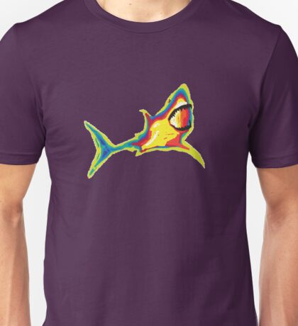 Heat Vision - Shark Unisex T-Shirt