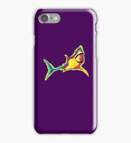 Heat Vision - Shark iPhone Case/Skin