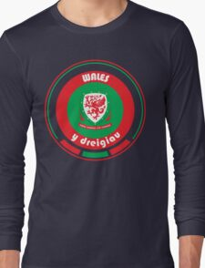 Euro 2016 Football - Team Wales T-Shirt