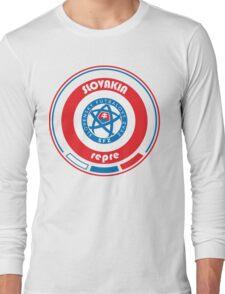 Euro 2016 Football - Team Slovakia Long Sleeve T-Shirt