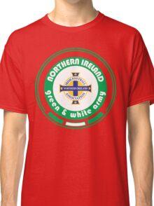 Euro 2016 Football - Team Northern Ireland Classic T-Shirt