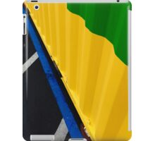 Lines and angles iPad Case/Skin