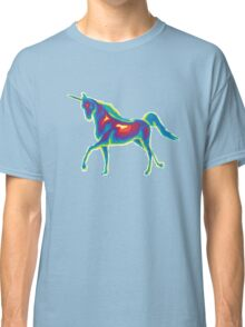 Heat Vision - Unicorn Classic T-Shirt