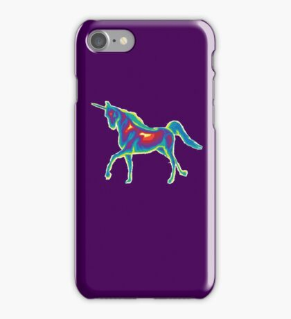 Heat Vision - Unicorn iPhone Case/Skin