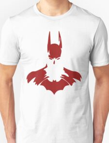 Red Batman Unisex T-Shirt
