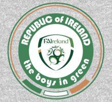 Euro 2016 Football - Team Republic of Ireland One Piece - Short Sleeve