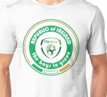 Euro 2016 Football - Team Republic of Ireland Unisex T-Shirt