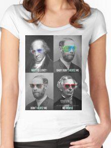 Watt is Love? Women's Fitted Scoop T-Shirt