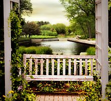 Garden with a View by Jessica Jenney