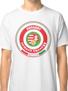 Euro 2016 - Team Hungary Classic T-Shirt