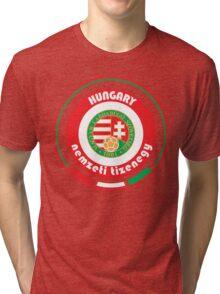 Euro 2016 - Team Hungary Tri-blend T-Shirt