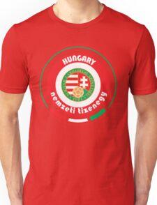 Euro 2016 - Team Hungary Unisex T-Shirt