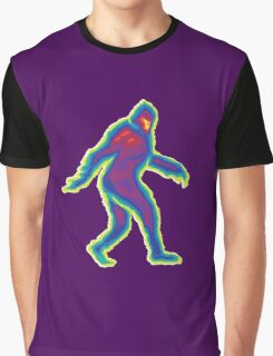 Heat Vision - Bigfoot Graphic T-Shirt