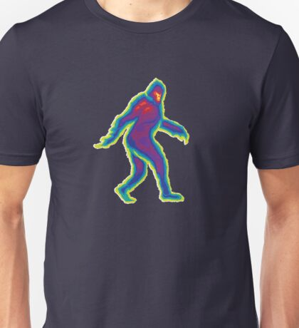 Heat Vision - Bigfoot Unisex T-Shirt