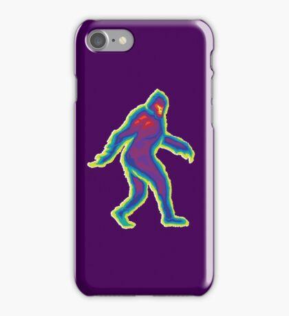 Heat Vision - Bigfoot iPhone Case/Skin