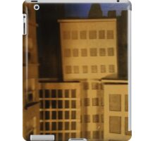 City detail iPad Case/Skin