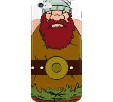 Wikinger - viking olaf iPhone Case/Skin