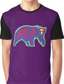 Heat Vision - Polar Bear Graphic T-Shirt