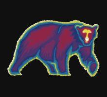Heat Vision - Polar Bear One Piece - Short Sleeve