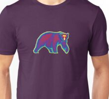 Heat Vision - Polar Bear Unisex T-Shirt