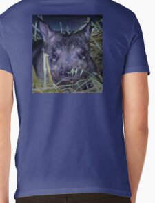 Wombat Mens V-Neck T-Shirt