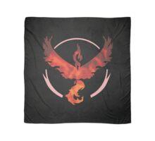 Pokemon Go - Team Valor (flames square) Scarf