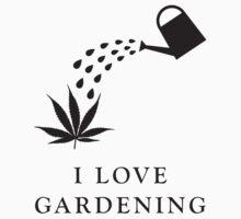 I love gardening by Stock Image Folio