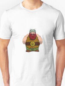 big wik - wikinger - viking olaf T-Shirt