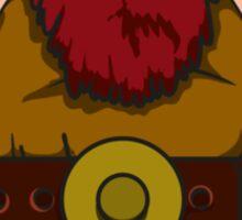 big wik - wikinger - viking olaf Sticker