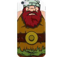 big wik - wikinger - viking olaf iPhone Case/Skin