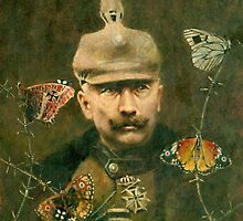The Malign Lepidopterist by mictomart
