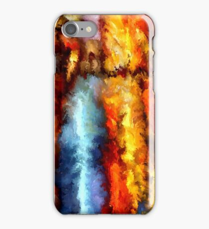 modern composition 05 by rafi talby iPhone Case/Skin