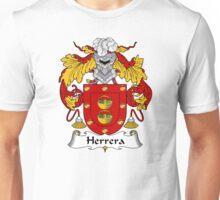 Herrera Coat of Arms/Family Crest Unisex T-Shirt