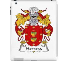 Herrera Coat of Arms/Family Crest iPad Case/Skin