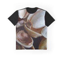 Pistachio Shells Graphic T-Shirt