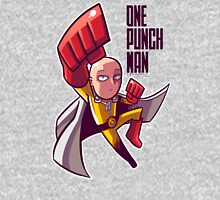 <ONE PUNCH MAN> Saitama Cartoon Style Unisex T-Shirt