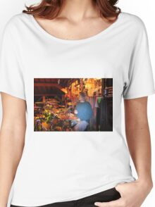Michael Marlowe at Brenner Mountain's Magic Stage 6/27/16 Women's Relaxed Fit T-Shirt