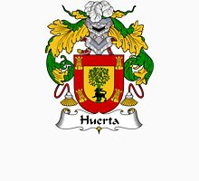 Huerta Coat of Arms/ Huerta Family Crest Unisex T-Shirt