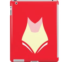 Red Creed iPad Case/Skin