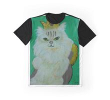 Creampuff - Prince of Rabbits Graphic T-Shirt